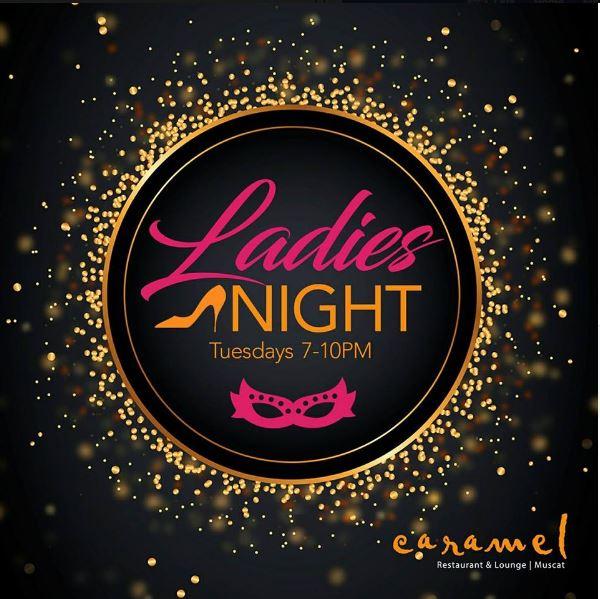 Ladies Night Caramel
